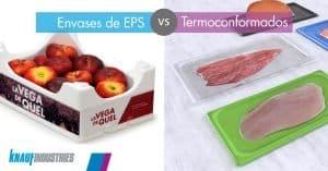Envases para alimentos: EPS y termoconformados
