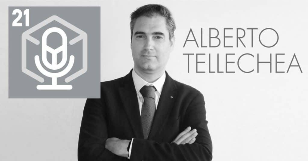 Alberto Tellechea, CEO de Safe Load Testing Technologies.