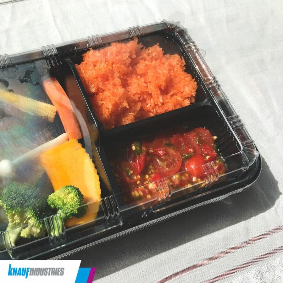 envasado de alimentos