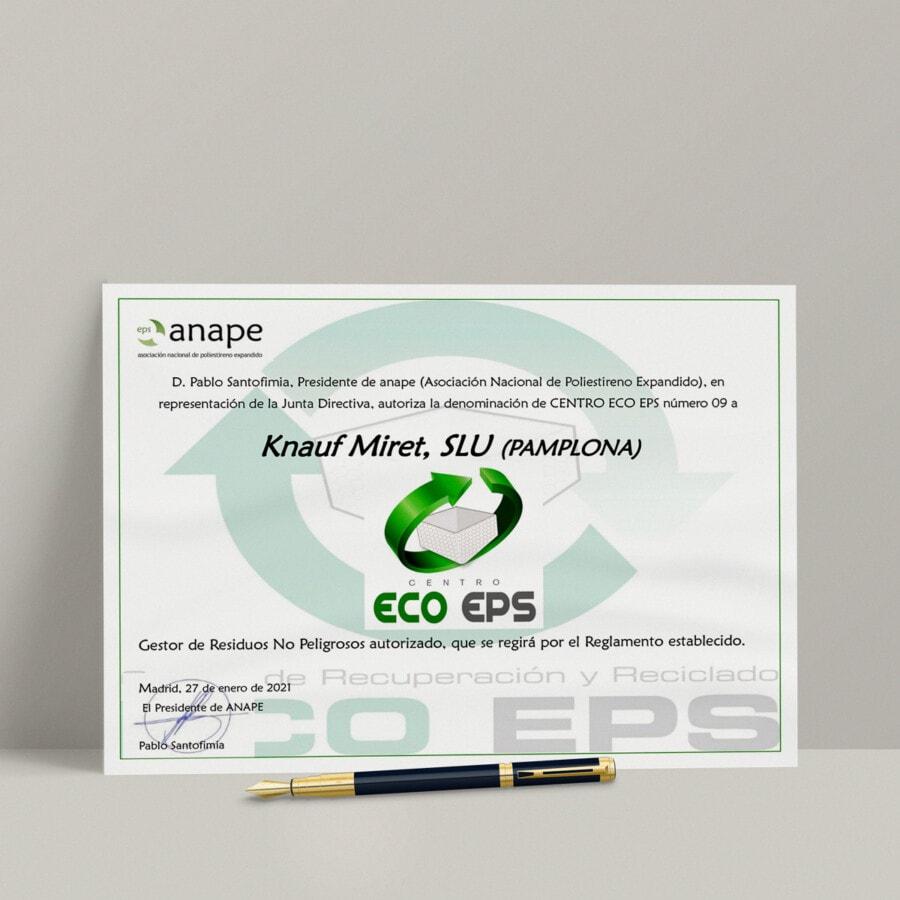Centros reconocidos ECOEPS