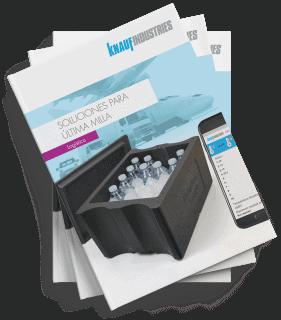 Catálogo embalaje ecommerce, smartparkaging retornable