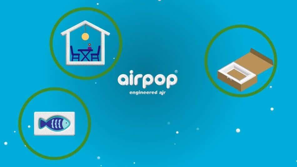 Los caminos del Airpop o EPS hacia su nueva vida.