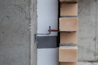 """1. Aislamiento Térmico por el Interior o """"Cavity Wall"""""""
